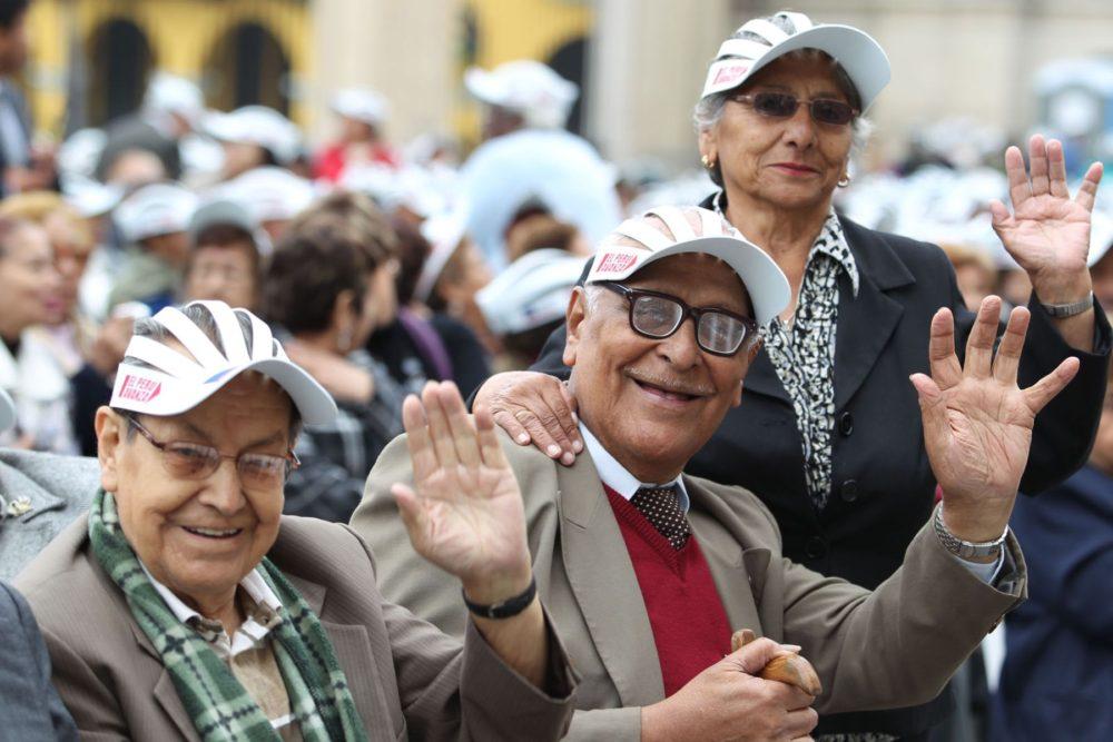 En este momento estás viendo Dos de cada diez hogares tienen a un pensionista como fuente de ingresos