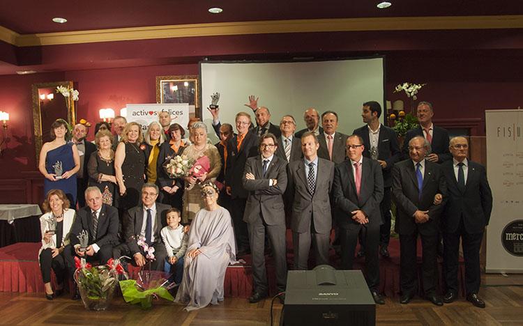 Galardonados 2015