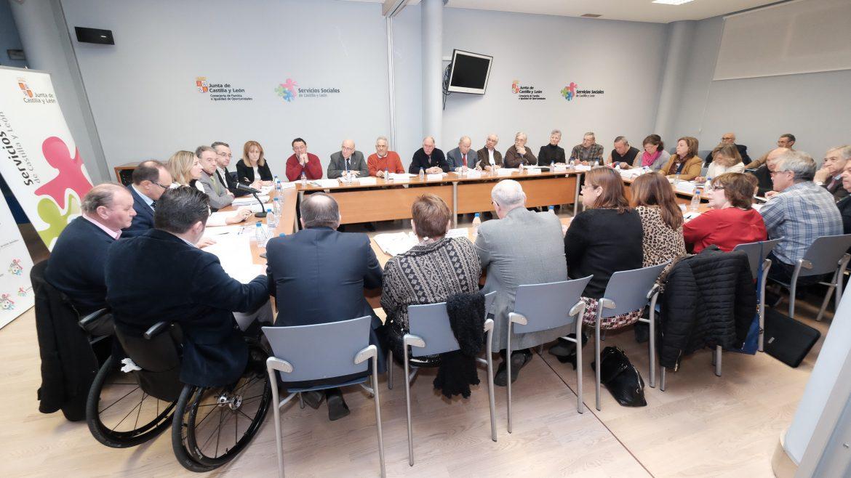 El Consejo de Personas Mayores aprueba la 'Estrategia de prevención de la dependencia para las personas mayores y de promoción del envejecimiento activo 2017-2021