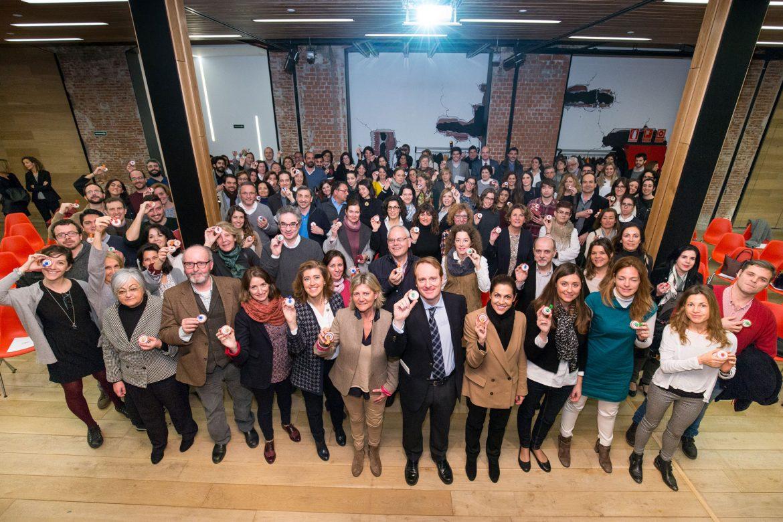 Activos y Felices asiste a la VIII edición de Talento Solidario