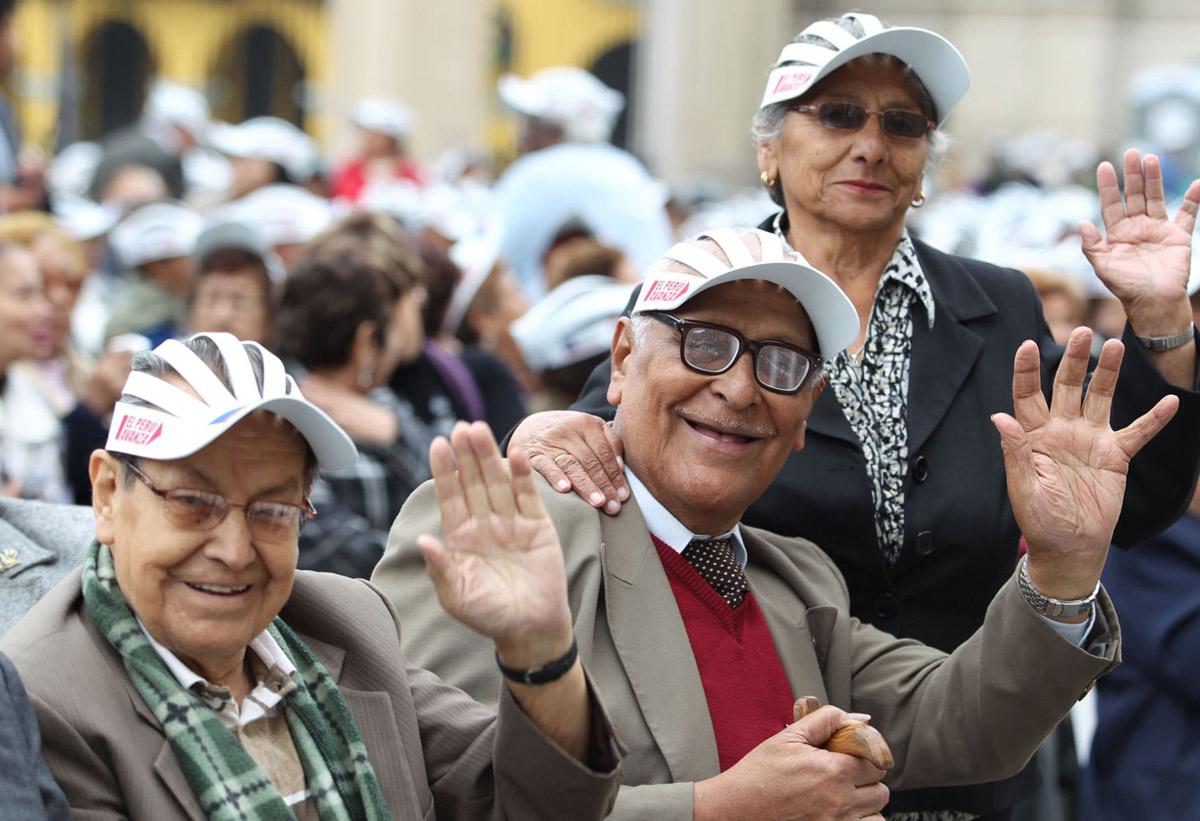 envejecimiento saludable