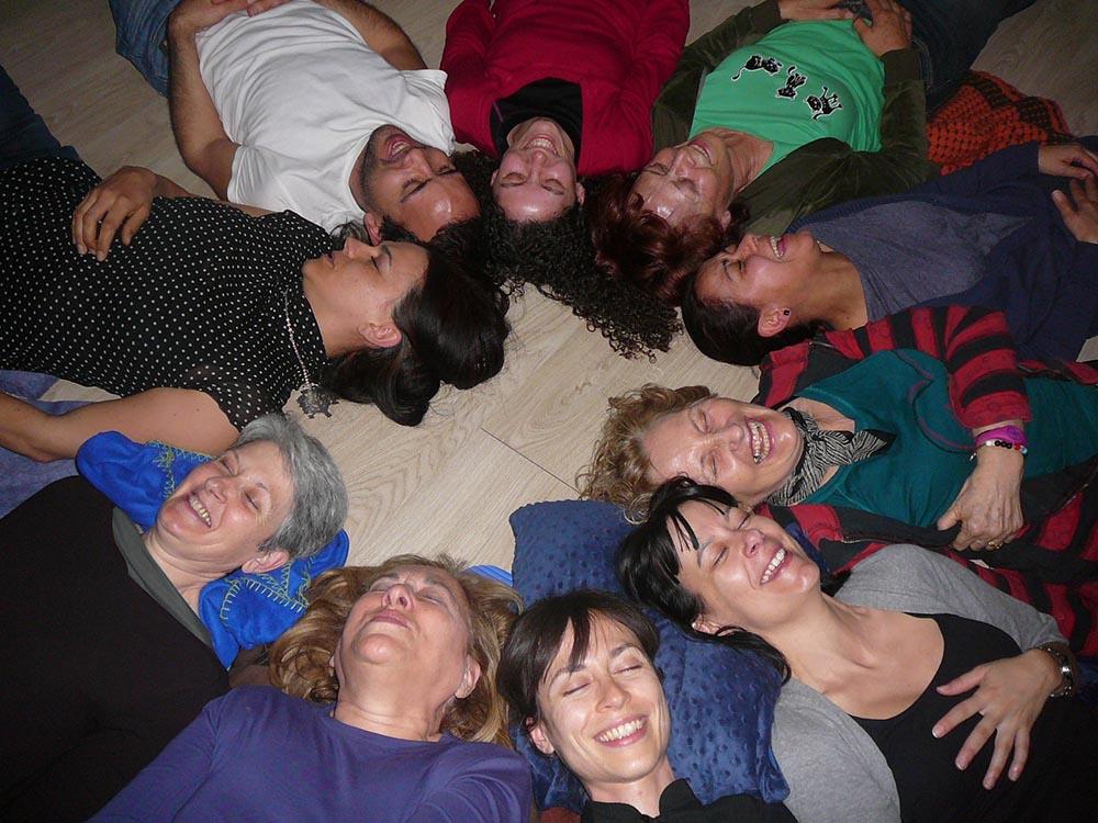 Taller de Risoterapia: «Personas Risueñas conectadas con su entorno»