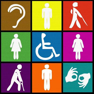 Blog: León sin barreras, una ciudad para todos – Tipos de discapacidad.