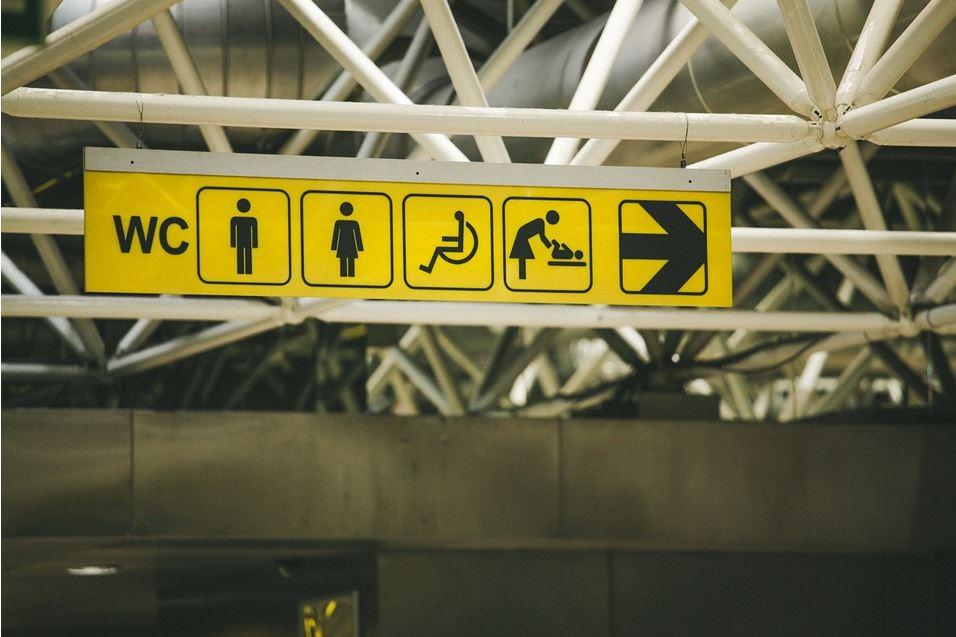 La señalética: legible,  clara, sencilla y accesible a todos.